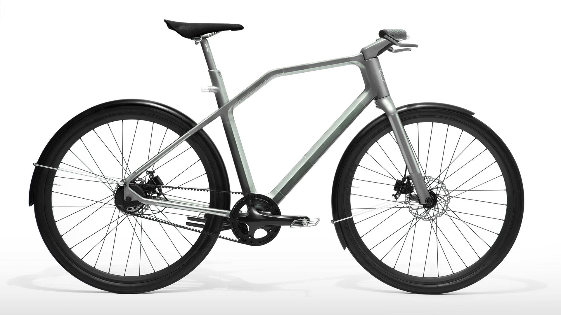 printed bike