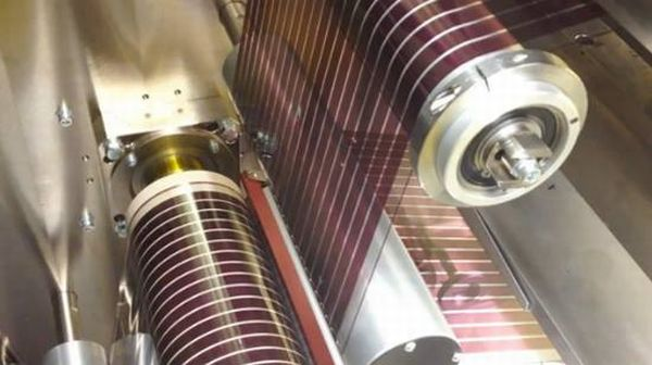 Solar Cells Out Of The Printer