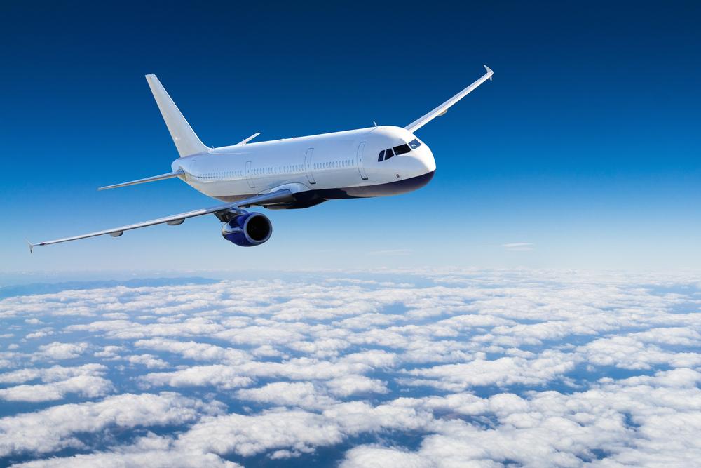 shutterstock Flugzeug plane