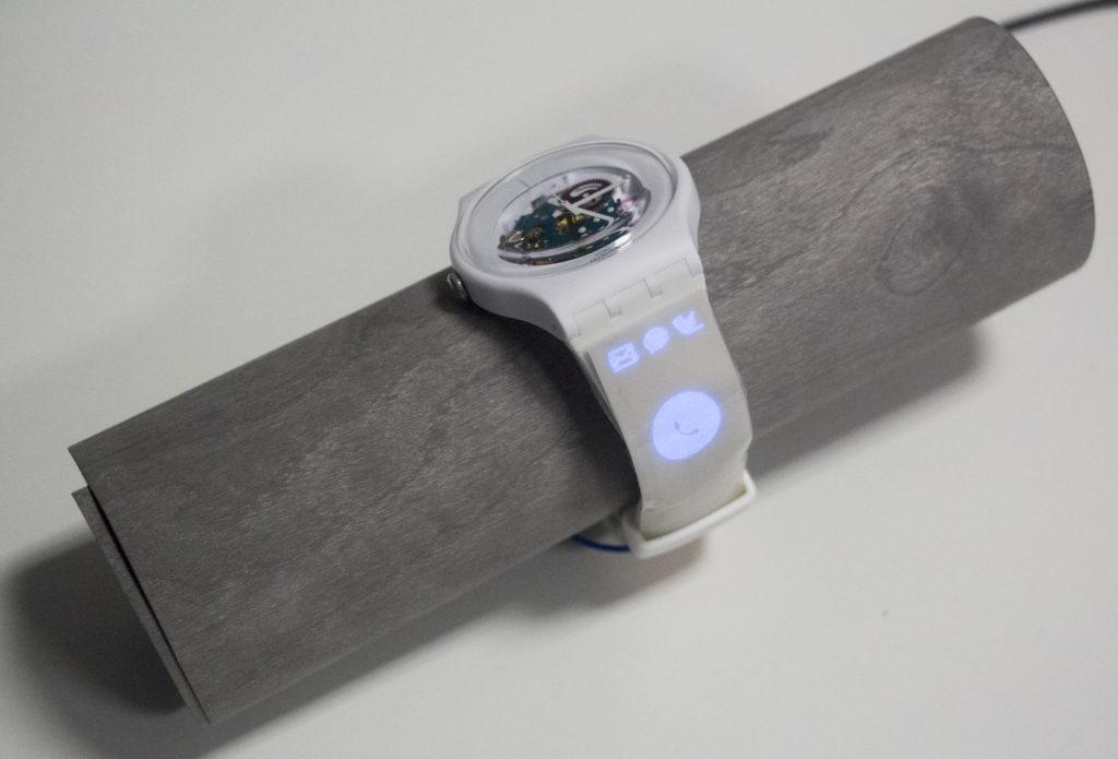 PrintScreen Watchstrap