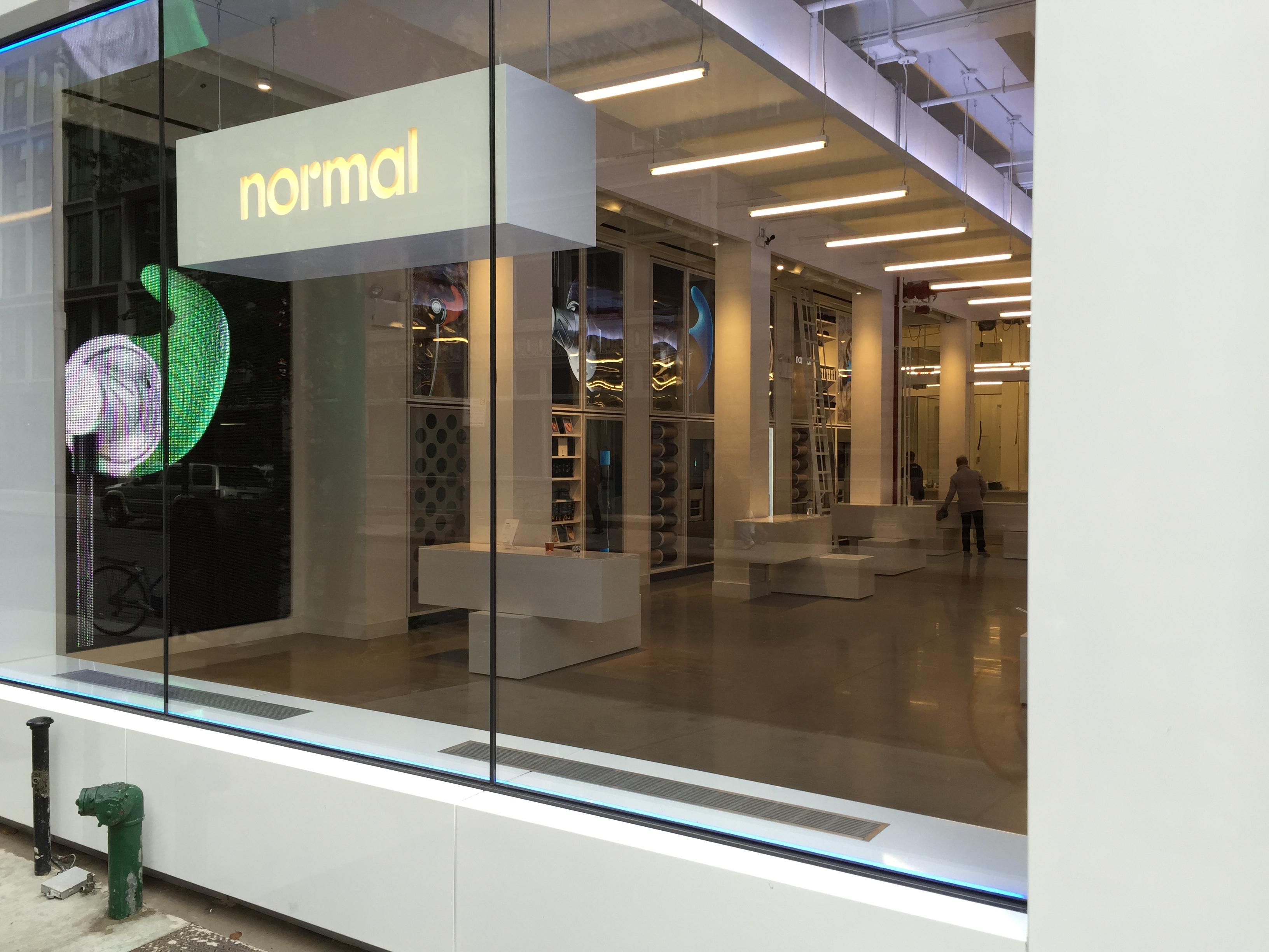 normal shop