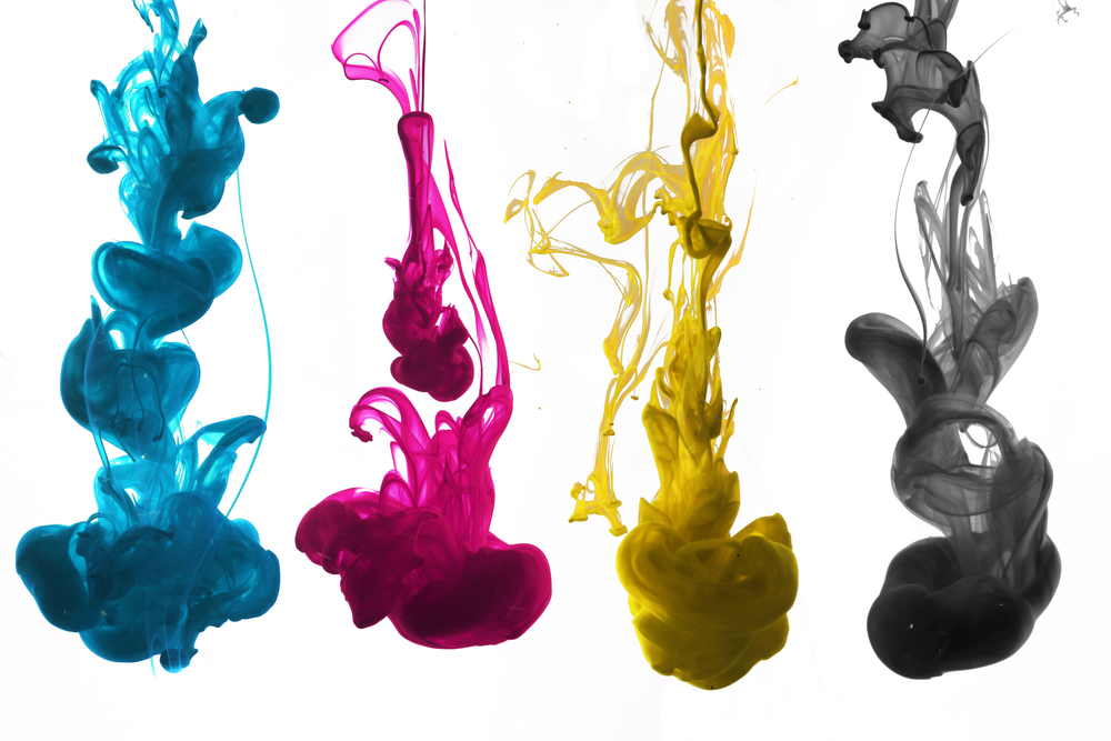 Color-changing inks for money and fashion - drupa