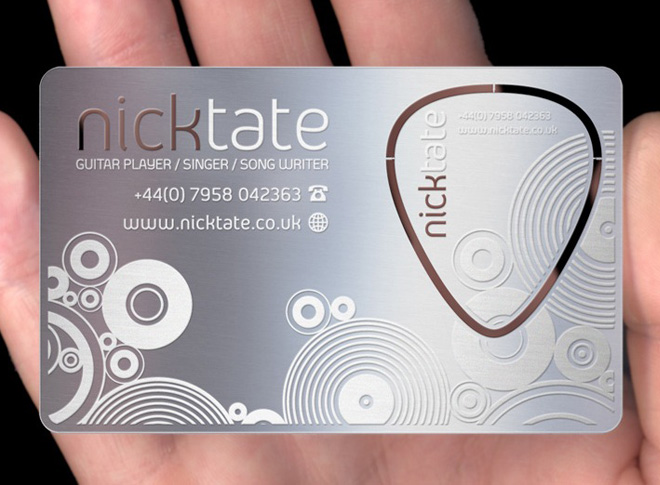plectrum-card