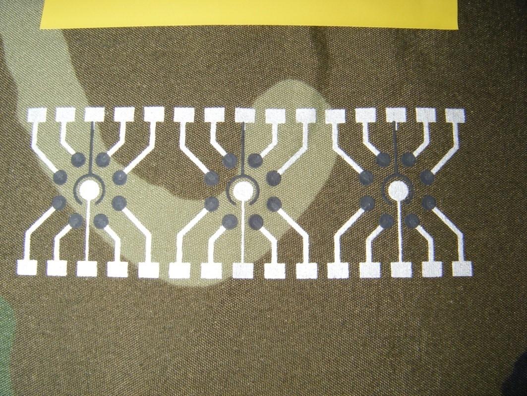 Garment-based-electrodes