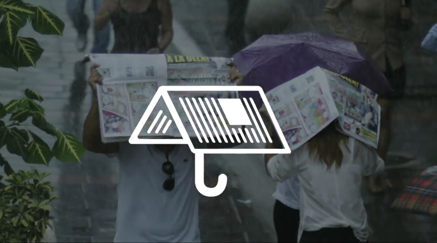 umbrella-newspaper
