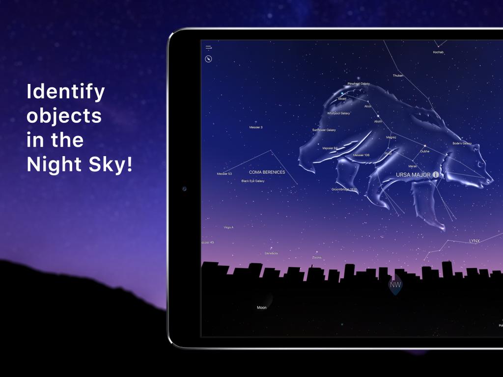 Night Sky App