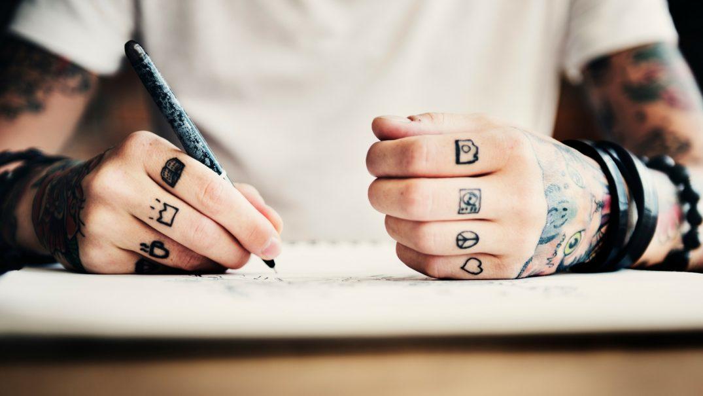 drupa printed tattoos