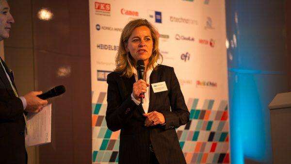 Director drupa Sabine Geldermann über den Digitaldruck-Kongress 2018