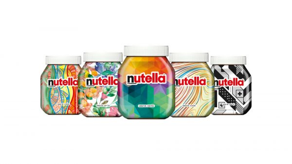 Nutella Unique_ Ferrero Sends a Message With Seven Million Individual Jar Designs