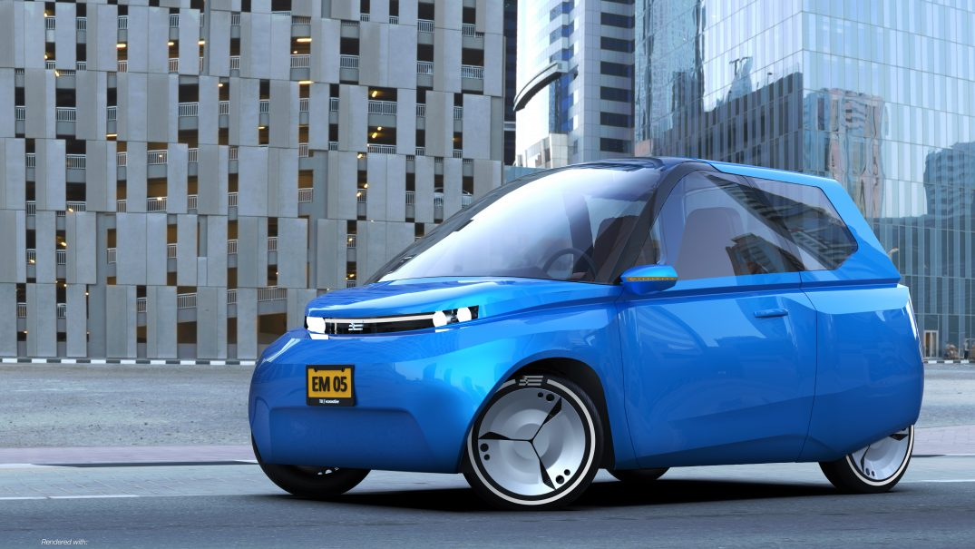 Source: TU/ecomotive / Eindhoven University of Technology