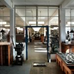 Blick in das Museum für Druckkunst Leipzig (c) Klaus-D. Sonntag