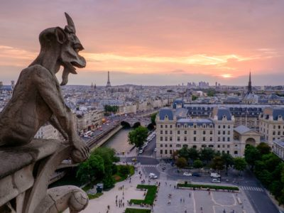 Article about how 3D printing can help when rebuilding Notre-Dame