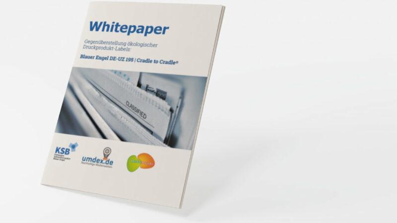 """Whitepaper """"Blauer Engel DE-UZ 195   Cradle to Cradle"""""""